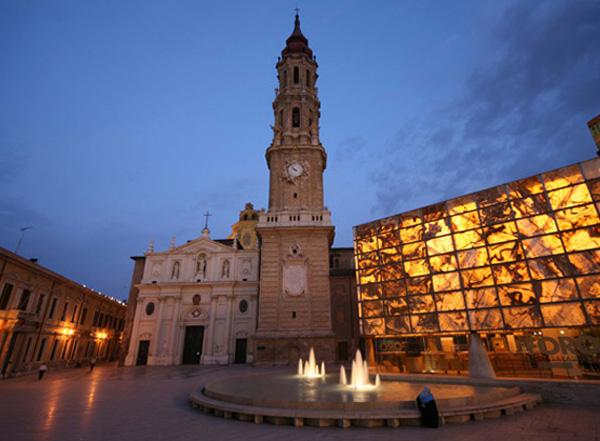 Turismo en Zaragoza  Hotel Las Ventas